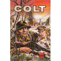 Colt (8) - Le commando du désert