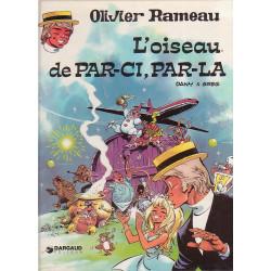 Olivier Rameau (6) - L'oiseau de par-ci, par-là