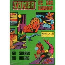 Tamar et son dauphin (7) - Le secret du boeing