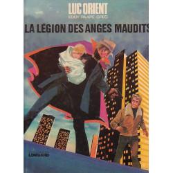 Luc Orient (8) - La légion des anges maudits