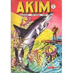Akim (215) - L'île des Méduses