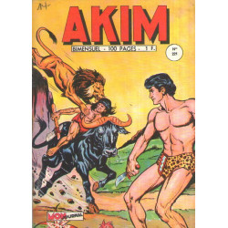 Akim (221) - Raganar le tigre du Bengale