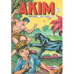 Akim (249) - Le trésor de la grande forêt