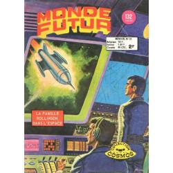 Monde futur (23) - La famille Rollinson dans l'espace