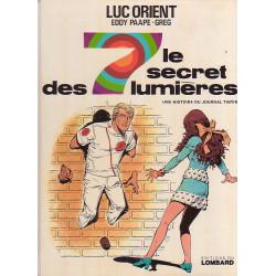 Luc Orient (6) - Le secret des 7 lumières