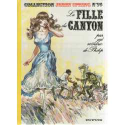 Jerry Spring (16) - La fille du Canyon
