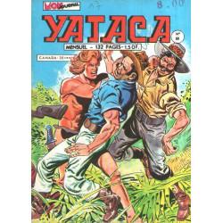 Yataca (50) - Tête blanche