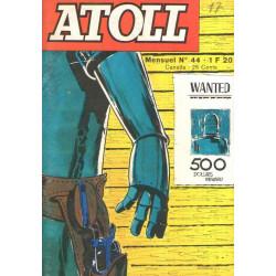 Atoll (44) - Sirdar et le fantôme