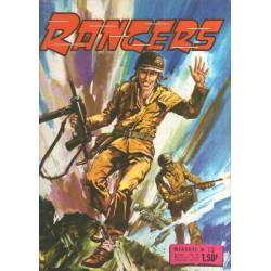 Rangers (73) - L'enfant adopté