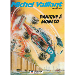 Michel Vaillant (47) - Panique à Monaco