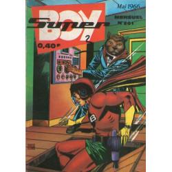 Super Boy (201) - Mister cat