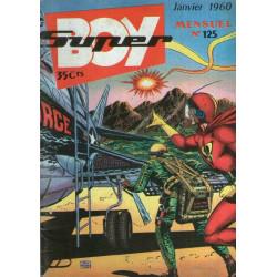 Super Boy (125) - Un oeil dans le ciel (2)
