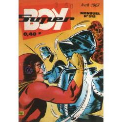 Super Boy (212) - Chasse aux spectres