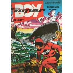 Super Boy (208) - Encore le cachalot