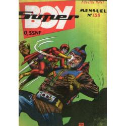 Super Boy (138) - Missile disparu (2)