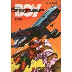 Super Boy (178) - Le miroir de l'espace