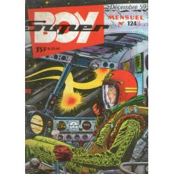 Super Boy (124) - Un oeil dans le ciel (1)