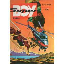 Super Boy (176) - Le météore de la nuit