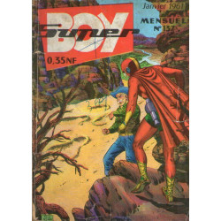 Super Boy (137) - Missile disparu (1)