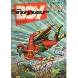Super Boy (123) - Le Tombeau sous la mer
