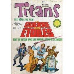 Titans (18) - La reine prisonnière