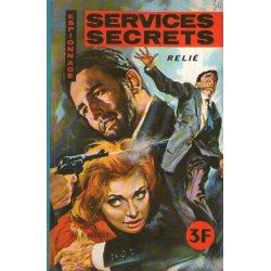 Services secrets (1) - (Recueil des 1-2-3-4-5)