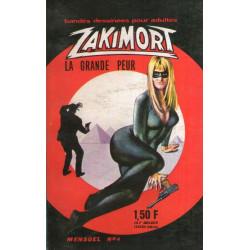 Zakimort (4) - La grande peur
