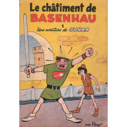 Johan et Pirlouit (1) - Le châtiment de Basenhau