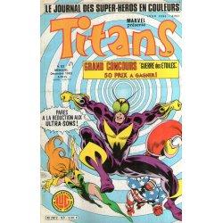 Titans (83) - La guerre des étoiles - Diplomatie