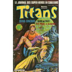 Titans (77) - La guerre des étoiles - Dedeux à la rescousse