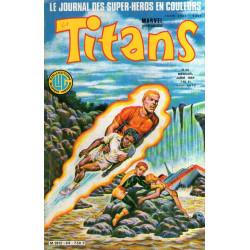 Titans (66) - La guerre des étoiles - Golrath n'oublie jamais