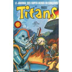 Titans (58) - La guerre des étoiles - Bonjour et au revoir, Bestine