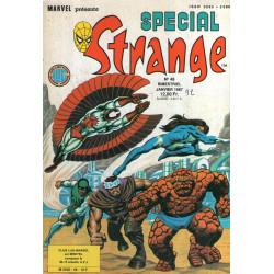 Strange spécial (48) - Démence
