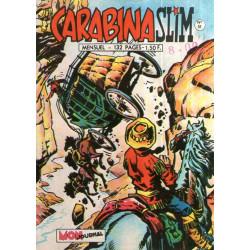 Carabina Slim (51) - La mort au bout du chemin