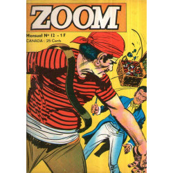 Zoom (12) - L'espion de Mowbray