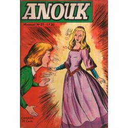 Anouk (27) - La découverte d'une star