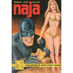 Naja (3) - Une poupée tout en or