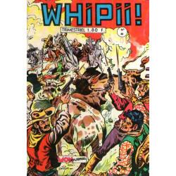 Whipii (48) - Le trésor des Comendador