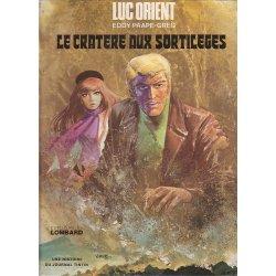 Luc Orient (7) - Le cratère aux sortilèges