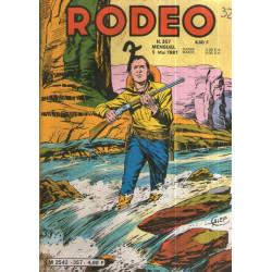 Rodéo (357) - Tex