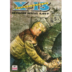 X-13 agent secret (205) - Attaque en Birmanie