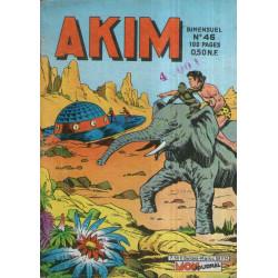 Akim (46) - Les soucoupes volantes