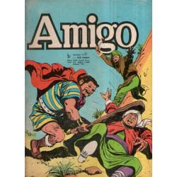 Amigo (31) - Après avoir libéré la petite ville