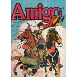 Amigo (25) - Goliath a bon appétit