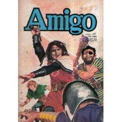 Amigo (37) - Les Sirs cruels