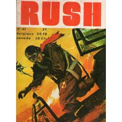 Rush (43) - Fatale erreur