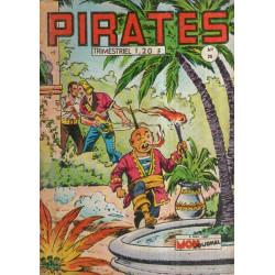 Pirates (26) - En lettres de sang