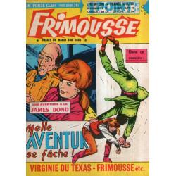 Frimousse (201) - Melle aventure se fâche