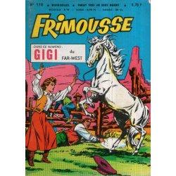 Frimousse (170) - Fantômes d'Amsterdam