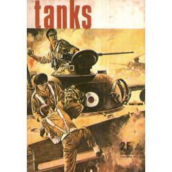 Tanks (37) - Shermans contre Tigres